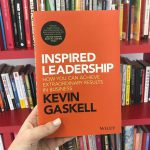 A very special book arrived at our offices today! inspiredleadershiphellip