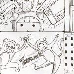 conceptualeyes illustrations teamwork