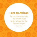Inspired by Africa!   Africa internalcomms business conceptuleyes motivationalquoteofthedayhellip