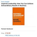 Today our business mentor kevingaskell published his first book! Wehellip